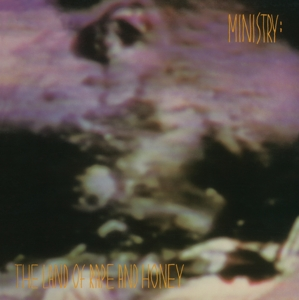 vinyl LP MINISTRY The Land Of Rape and Honey