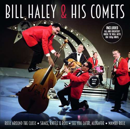 vinyl LP BILL HALEY AND THE COMETS Bill Haley & His Comets