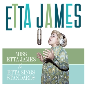 vinyl LP ETTA JAMES Miss Etta James/Etta Sings Standards
