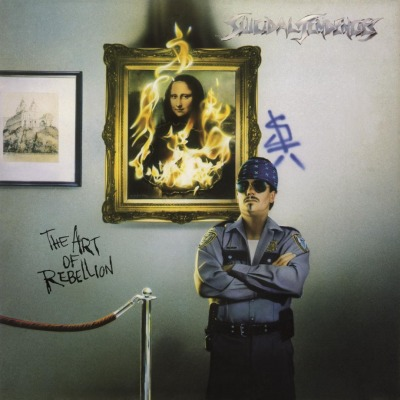 vinyl LP SUICIDAL TENDENCIES THE ART OF REBELLION