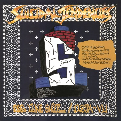 vinyl LP SUICIDAL TENDENCIES CONTROLLED BY HATRED / FEEL LIKE SHIT... DEJA VU