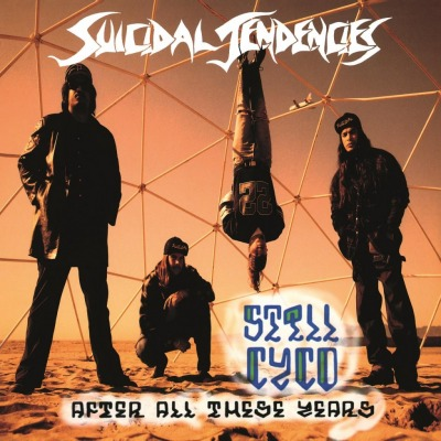 vinyl LP SUICIDAL TENDENCIES STILL CYCO AFTER ALL THESE YEARS