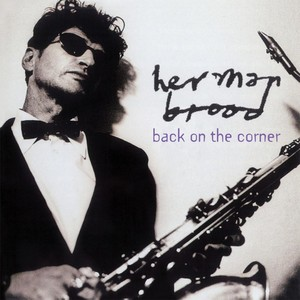 vinyl LP HERMAN BROOD BACK ON THE CORNER