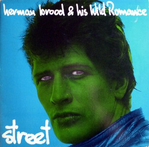 vinyl LP HERMAN BROOD & HIS WILD ROMANCE STREET