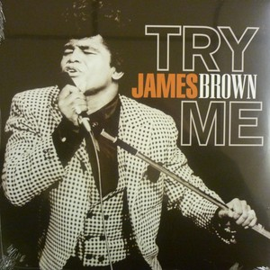 vinyl LP James Brown ‎– Try Me