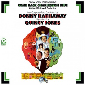 vinyl LP DONNY HATHAWAY COME BACK CHARLESTON BLUE