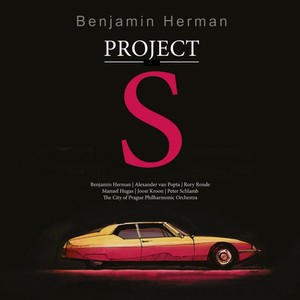 vinyl LP BENJAMIN HERMAN PROJECT S