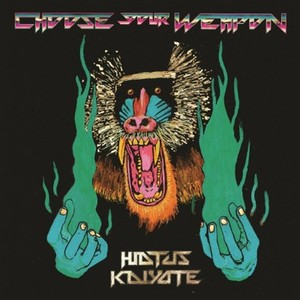 vinyl 2LP HIATUS KAIYOTE CHOOSE YOUR WEAPON