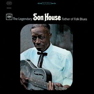vinyl LP SON HOUSE FATHER OF FOLK BLUES