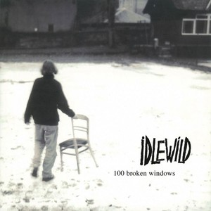 vinyl LP IDLEWILD 100 BROKEN WINDOWS