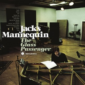 vinyl 2LP JACK'S MANNEQUIN THE GLASS PASSENGER