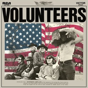 vinyl LP JEFFERSON AIRPLANE VOLUNTEERS