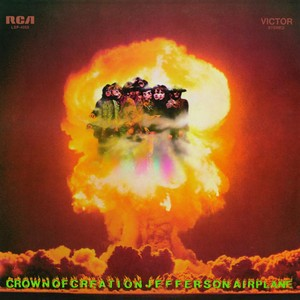 vinyl LP JEFFERSON AIRPLANE CROWN OF CREATION