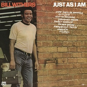 vinyl LP BILL WITHERS JUST AS I AM