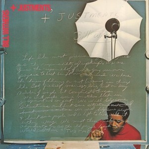 vinyl LP BILL WITHERS +JUSTMENTS