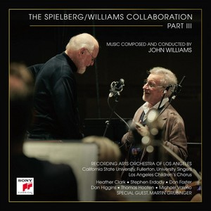 vinyl 2LP JOHN WILLIAMS & STEVEN SPIELBERG THE SPIELBERG/WILLIAMS COLLABORATION PART III