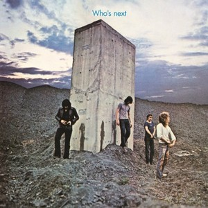 vinyl LP THE WHO - WHO'S NEXT