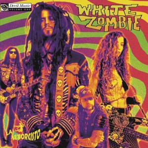 vinyl LP WHITE ZOMBIE LA SEXORCISTO: DEVIL MUSIC VOLUME 1