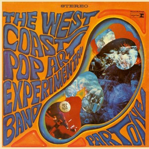 vinyl LP THE WEST COAST POP ART EXPERIMENTAL BAND PART ONE