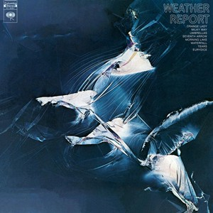 vinyl LP WEATHER REPORT WEATHER REPORT