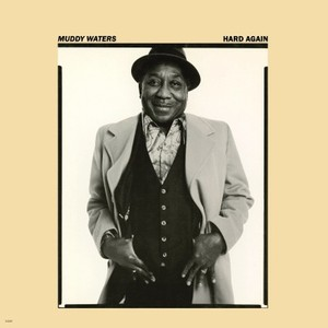 vinyl LP MUDDY WATERS HARD AGAIN