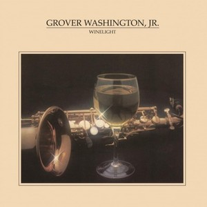 vinyl LP GROVER WASHINGTON JR. WINELIGHT