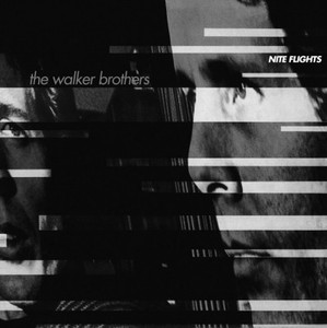 vinyl LP THE WALKER BROTHERS NITE FLIGHTS