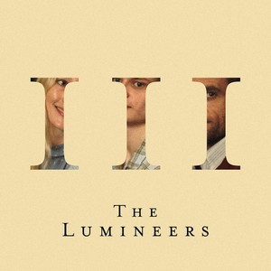 vinyl LP THE LUMINEERS - III