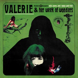 vinyl LP Luboš Fišer ‎– Valerie And Her Week Of Wonders