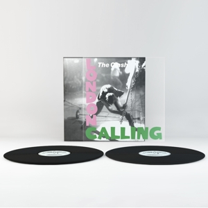 vinyl 2LP THE CLASH London Calling (40th Anniversary edition)