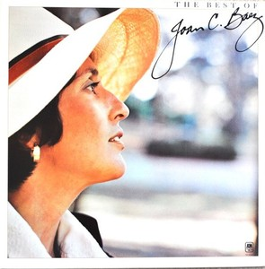 vinyl LP  Joan Baez ‎– The Best Of Joan C. Baez