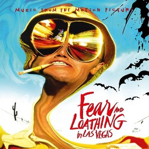 vinyl 2LP ORIGINAL SOUNDTRACK FEAR AND LOATHING IN LAS VEGAS