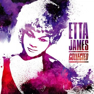 vinyl 2LP ETTA JAMES COLLECTED