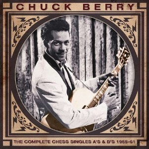 vinyl 3LP Berry, Chuck Complete Chess Singles A's & B's 1955-61