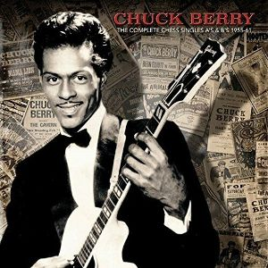 vinyl 3LP CHUCK BERRY Complete Chess Singles As and Bs 1955-61