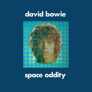 vinyl LP BOWIE, DAVID SPACE ODDITY (TONY VISCONTI 2019 MIX)