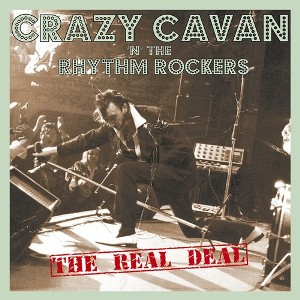 vinyl LP Crazy Cavan & the Rhythm Rockers Real Deal