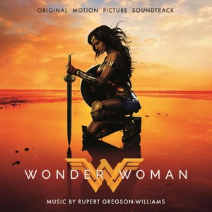 vinyl 2LP WONDER WOMAN (Rupert Gregson-Williams) Soundtrack