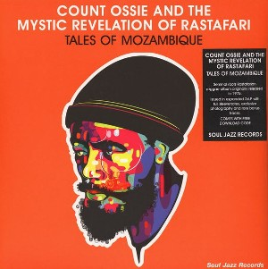 vinyl 2LP Count Ossie & the Mystic Revelation of Rastafari Tales of Mozambique