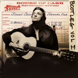 vinyl 3LP JOHNNY CASH - BOOTLEG 1: THE PERSONAL FILES