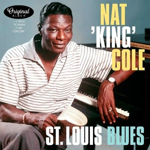 vinyl LP Nat King Cole ‎– St. Louis Blues
