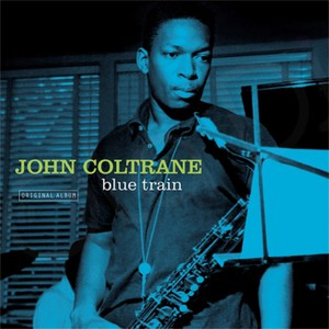vinyl LP John Coltrane ‎– Blue Train