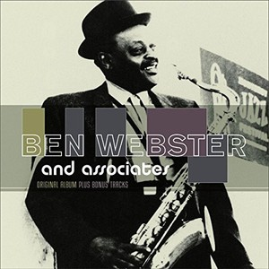 vinyl LP Ben Webster ‎– Ben Webster and Associates