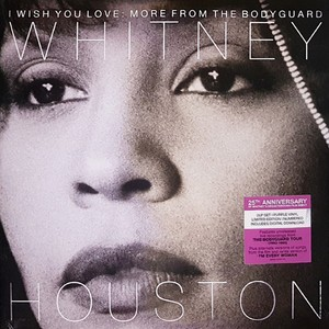 vinyl 2LP Whitney Houston ‎– I Wish You Love: More From The Bodyguard