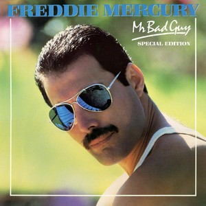 vinyl LP Freddie Mercury ‎– Mr. Bad Guy
