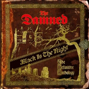vinyl 4LP The Damned Black Is The Night: The Definitive (4LP)