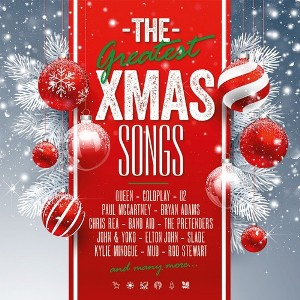 vinyl 2LP VARIOUS ARTISTS - THE GREATEST XMAS SONGS