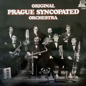 vinyl LP Original Prague Syncopated Orchestra
