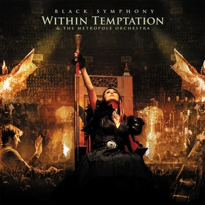 vinyl 3LP WITHIN TEMPTATION - BLACK SYMPHONY