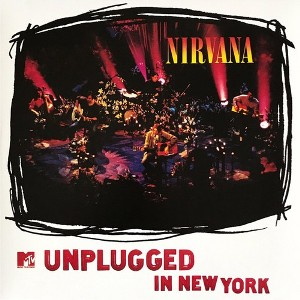 vinyl 2LP Nirvana ‎– MTV Unplugged In New York (25TH ANNIVERSARY)